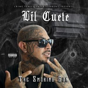 Lil Cuete Smoking Gun Cover