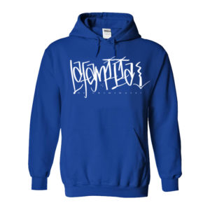 La familia hoodie blue FIXED
