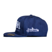 la familia hat side shot navy