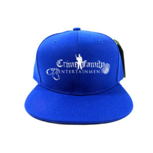 crime family royal blue